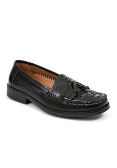 Deer Stags® Kiltie Tassel Loafers,