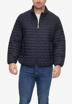 Dockers® Lightweight Parka Jacket, MIDNIGHT