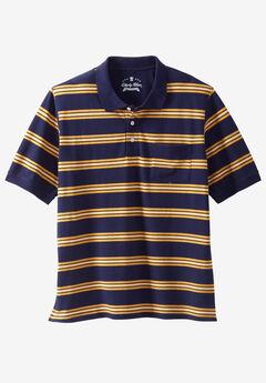 Liberty Blues® Pocket Piqué Polo Shirt,