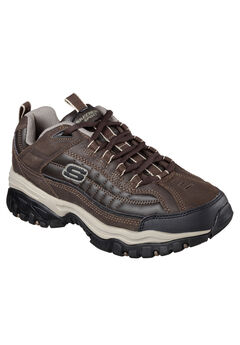 Energy Downforce Lace-Up Sneaker by Skechers®,