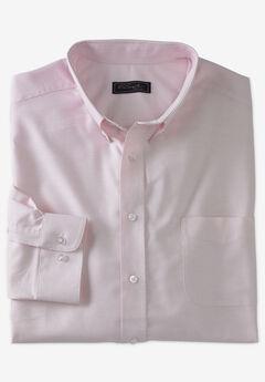 KS Signature Wrinkle-Resistant Oxford Dress Shirt, LIGHT PINK