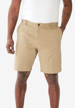 Classic Shorts by Dockers®, NEW BRITISH KHAKI
