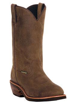 "Dan Post 12"" Waterproof Wellington Boots,"