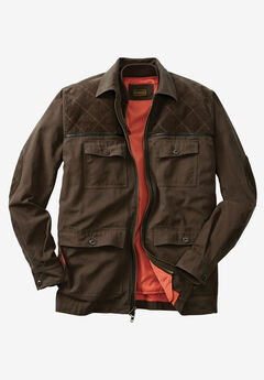 3-in-1 Field Jacket by Boulder Creek®,
