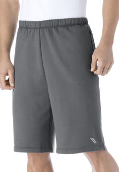 Wicking Fleece Shorts by KS Sport™,