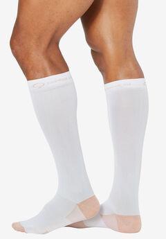 Copper Fit™ Energy Compression Socks, WHITE