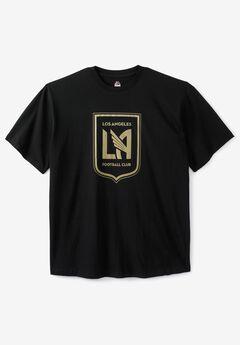 MLS Logo Tee, LAFC