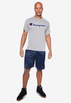 Champion® Short-Sleeve Logo Tee,