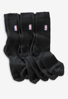NBA 3-Pack Crew Socks,
