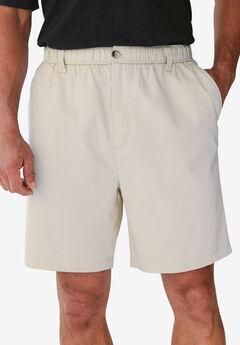 "Knockarounds® 6"" Pull-On Shorts, STONE"