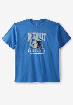 NFL® Vintage T-Shirt, DETROIT LIONS