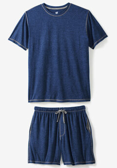 Hanes® Stretch Jersey Lounge Set,