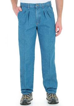Elastic Waist Jeans by Wrangler®,
