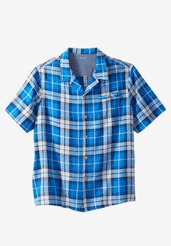 KS Island™ Linen Camp Shirt,