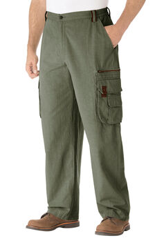 Boulder Creek® Ripstop Cargo Pants,