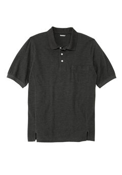 Short Sleeve Modern Fit Piqué Polo,