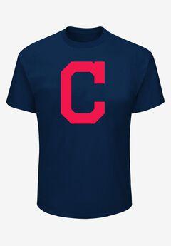 MLB® Logo Tee, CLEVELAND INDIANS