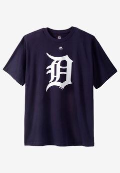 MLB® Logo Tee, DETROIT TIGERS