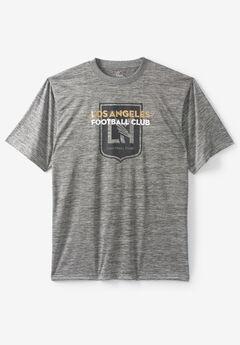 MLS Short-Sleeve Tee , LAFC