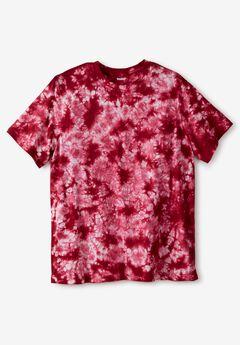 Shrink-Less™ Lightweight Pocket Crewneck T-Shirt,