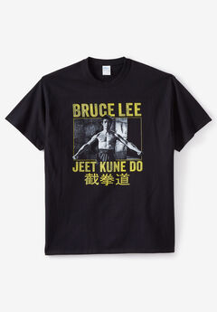 Icon Graphic Tee, BRUCE LEE