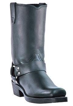 "Dingo 11"" Harness Boots,"