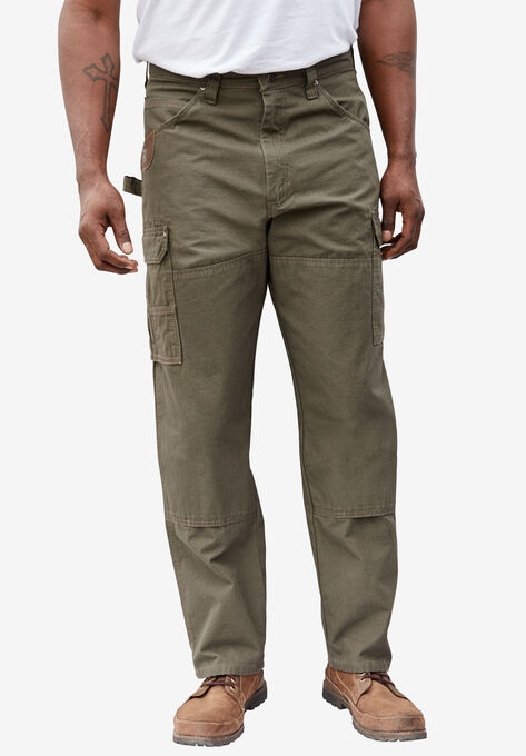 dbbc7707 Cargo Pants by Wrangler®| Big and Tall All Jeans | King Size