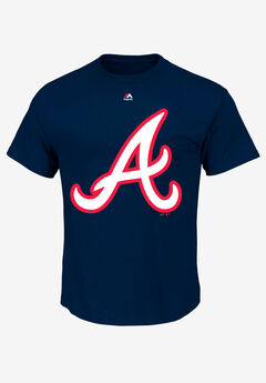 MLB® Logo Tee, ATLANTA BRAVES