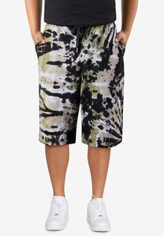MVP Collections® Tie-Dye Shorts,
