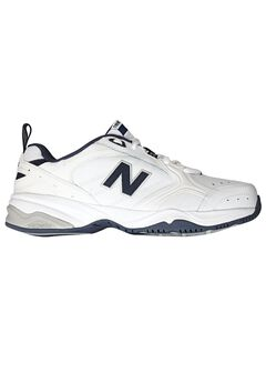 New Balance® 624 Cross Trainer Sneakers, WHITE NAVY