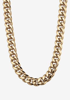 Curb-Link Necklace,