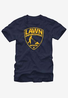 Graphic Tee, LAWN ENFORCEMENT