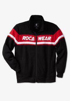 Rocawear® Bomber Track Jacket,