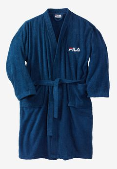 FILA® French Terry Robe,