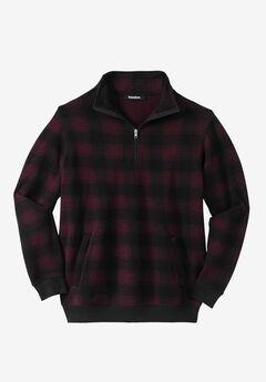 ¼ Zip Sweater Fleece,