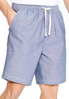 KS Island™ Chambray Shorts,