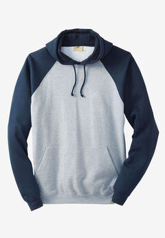 Raglan Pullover Hoodie by Russell Athletic®,