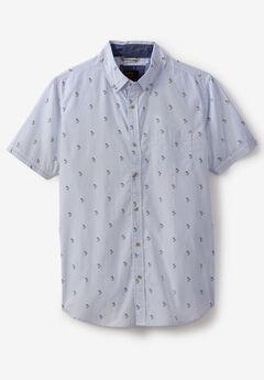 Thomas Short-Sleeve Woven Shirt by Lee®,