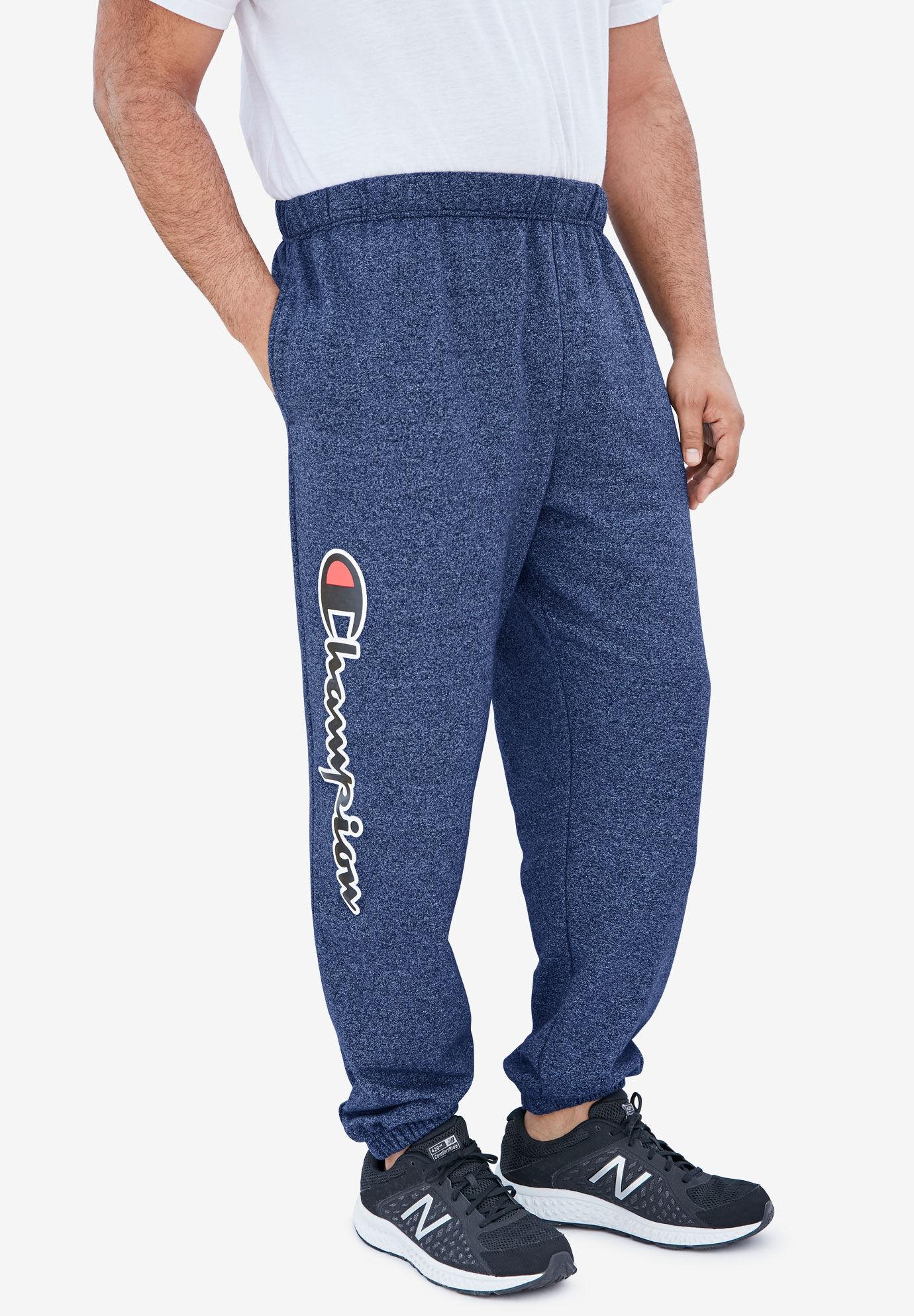 Champion Big /& Tall Dark Grey Sweatpants  $40 Brand New With Tags