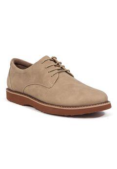 Deer Stags® Walkmaster Plain Toe Oxford Shoes with S.U.P.R.O. 2.0 Memory Foam,