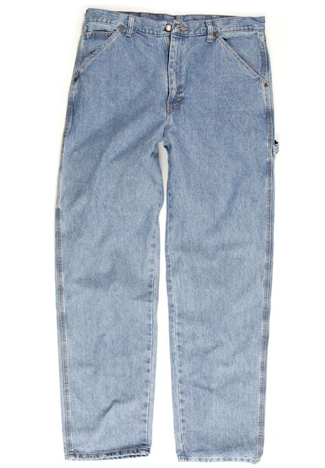886aa14f Loose Fit Carpenter Jeans by Wrangler®| Big and Tall All Jeans ...