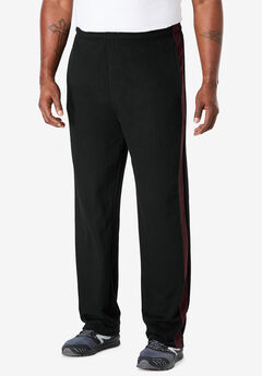 Snow Lodge Sweatpants, BLACK