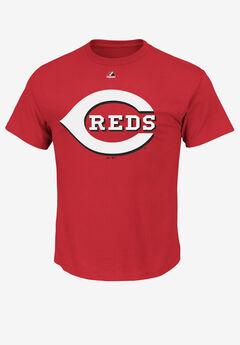 MLB® Logo Tee, CINCINNATI REDS