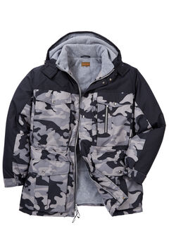 Boulder Creek® Colorblock Expedition Parka,