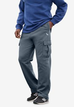 Wicking Fleece Cargo Pants KS Sport™,