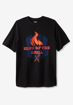 Grill Graphic Tee,