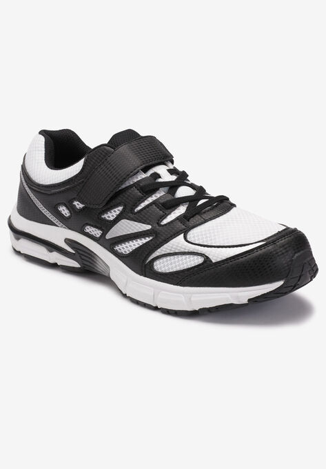 31e00472fa KingSize Velcro® No-Tie Sneakers| Big and Tall Athletic Shoes | King ...