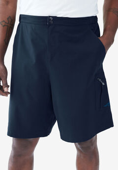 Reel Life® Hybrid Waterproof Cargo Shorts,