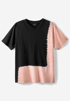 Dip Dye T-Shirt by MVP Collections®,