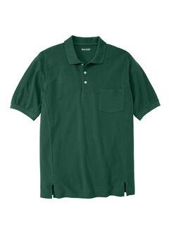 Short Sleeve Modern Fit Piqué Polo,